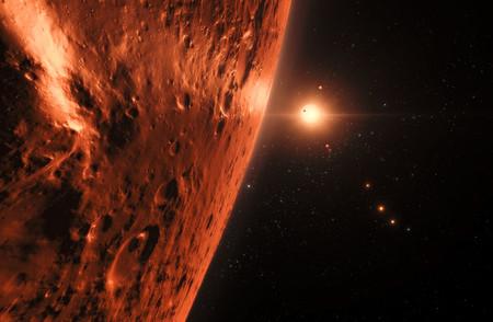 Conozcamos los nuevos siete planetas sin viajar 40 años luz, todo gracias a esta increíble simulación en 3D