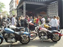 Harley-Davidson Experience Tour 2006