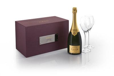 """Krug Grande Cuvée, deseos de felices fiestas con """"The Sharing Experience"""""""