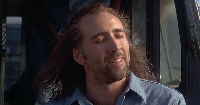 Imagen de Nicolas Cage en 'Con Air'