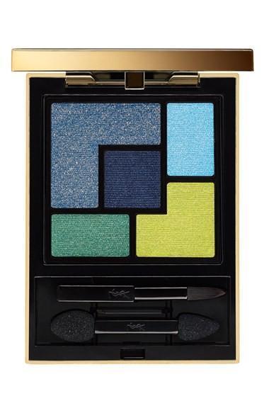 Yves Saint Laurent 5 color couture palette
