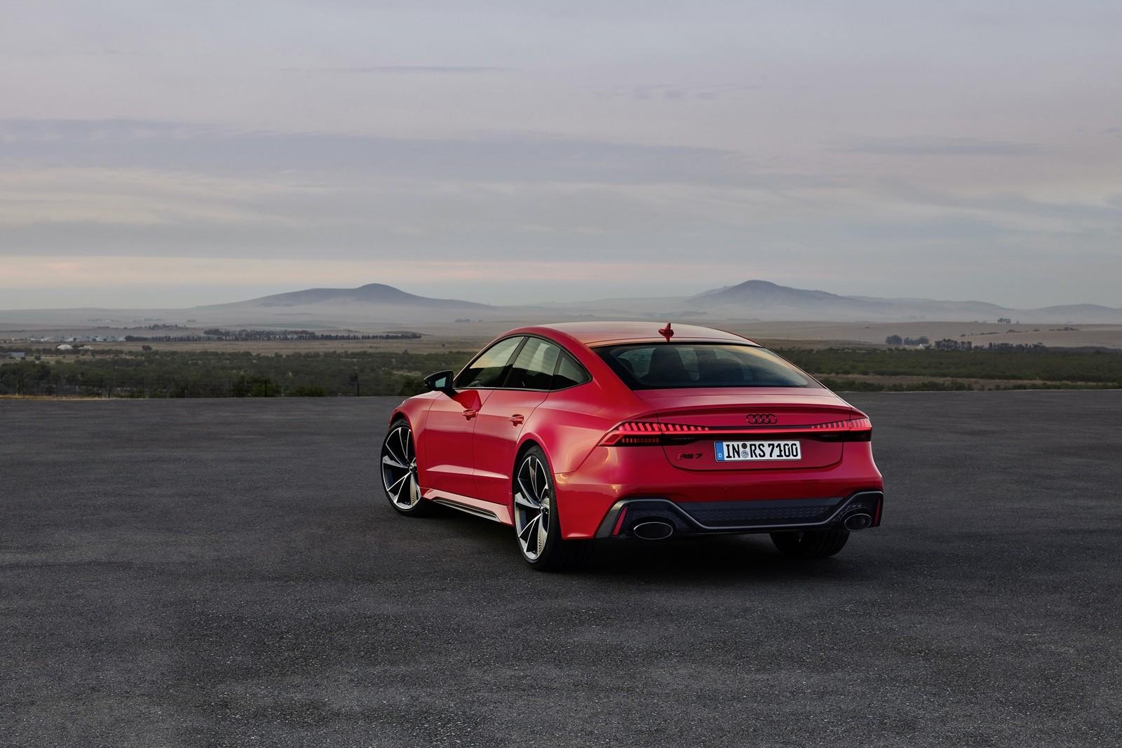 Foto de Audi RS 7 Sportback 2020 (21/44)