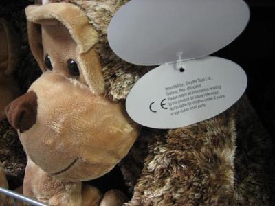 Cuidado con la marca CE de los juguetes: no siempre significa Conformidad Europea