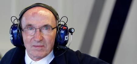 Frank Williams preocupado por el costo de los motores V6 Turbo