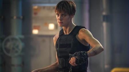 Terminator Darkfate Mackenziedavis