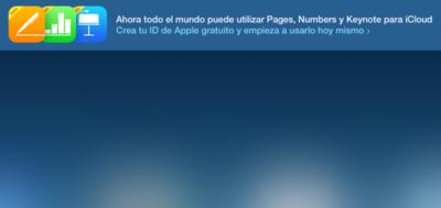 Se abren (más) las puertas: ahora puedes usar iWork desde la web aún sin tener productos de Apple