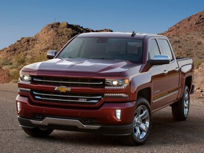 Nueva Chevrolet Silverado, pocos (y suficientes) cambios de cara al 2016