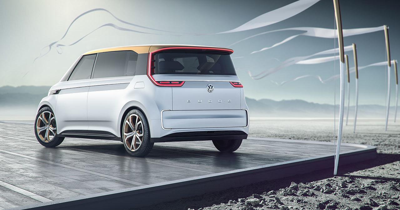 Foto de Volkswagen BUDD-e (15/24)