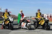 Campeonato Europeo de Velocidad 2012: Carmelo Morales, Jordi Torres y Matteo Ferrari son los nuevos campeones