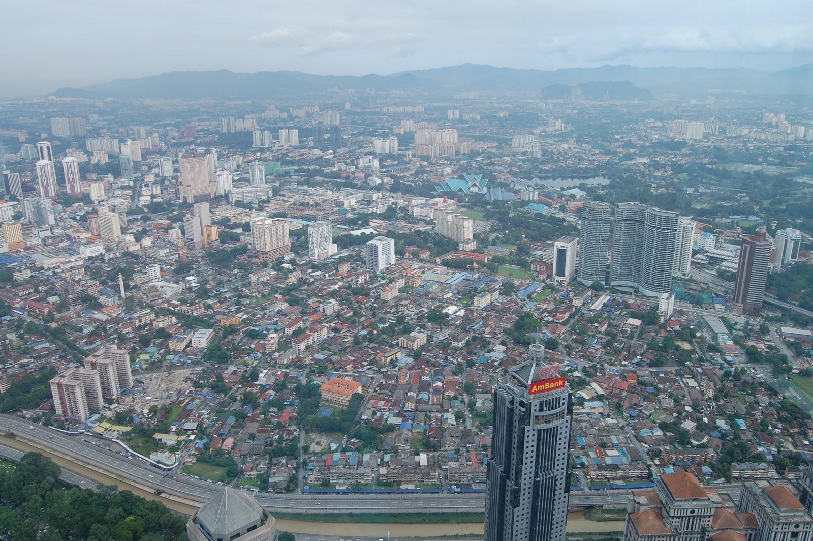 Foto de Visitando Malasia, días uno y dos (9/95)