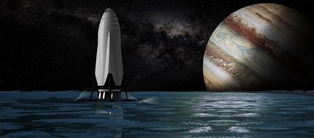 Con 122 metros de altura, 31 motores Raptor y 1.000 toneladas de carga útil, Elon Musk quiere vayas a por el pan en cohete