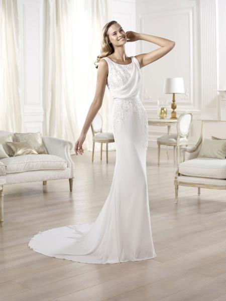 d3f975c74 Pronovias colección 2014  diseños para todo tipo de novias