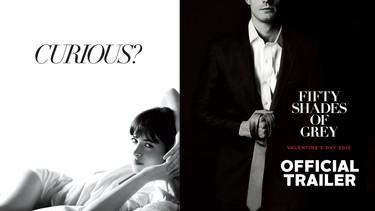 Nuevo trailer de 'Cincuenta Sombras de Grey': <em>No te convengo Anastasia</em>