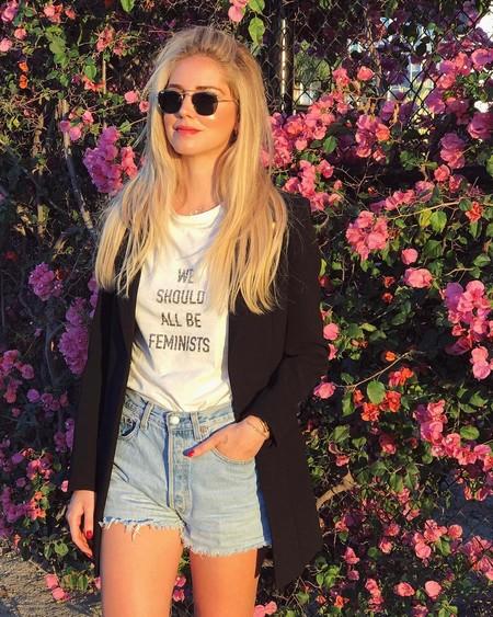 Clonados y pillados: la famosa camiseta feminista de Dior está en H&M (con un mensaje parecido)