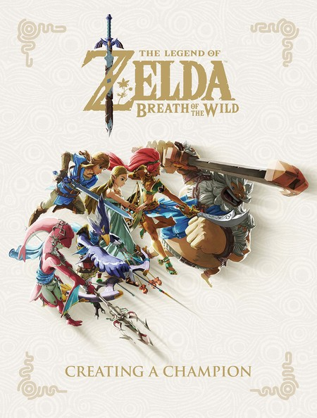 Zelda Breath Of The Wild Creating A Champion