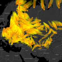 800 millones de muertos y un planeta devastado: la guerra nuclear, simulada en este mapa