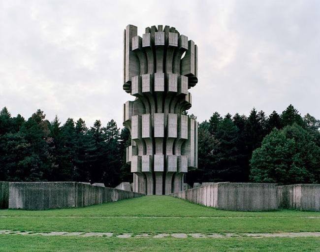 Foto de Spomenik, la Yugoslavia más cósmica (10/12)