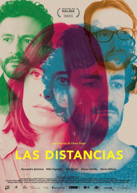 Cartel Las Distancias