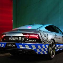 Foto 8 de 15 de la galería audi-s7-sportback-policia-australia en Motorpasión