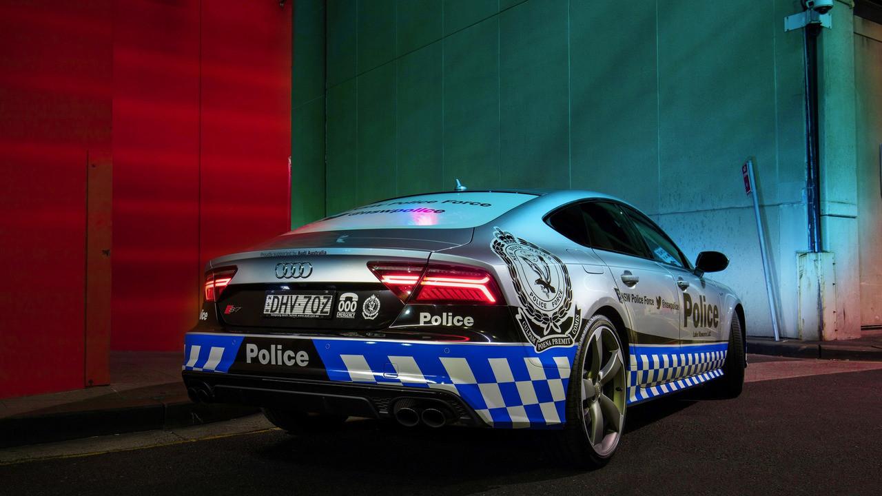Foto de Audi S7 Sportback Policía Australia (8/15)