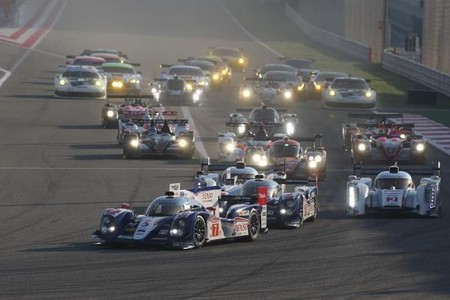 Victoria Toyota Hybrid Racing Bahrein 2013
