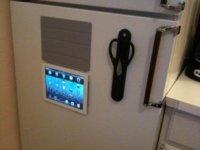 Imagen de la semana: iPad 2 como imán de nevera