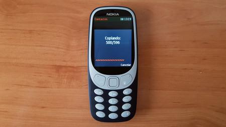 Nokai 3310 Contactos