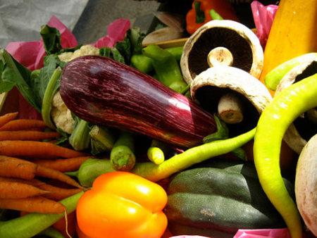 Las verduras también son fuente de vitamina C