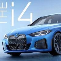 ¡Filtrado! Así luce el BMW i4 M50, el primer deportivo eléctrico con sello M
