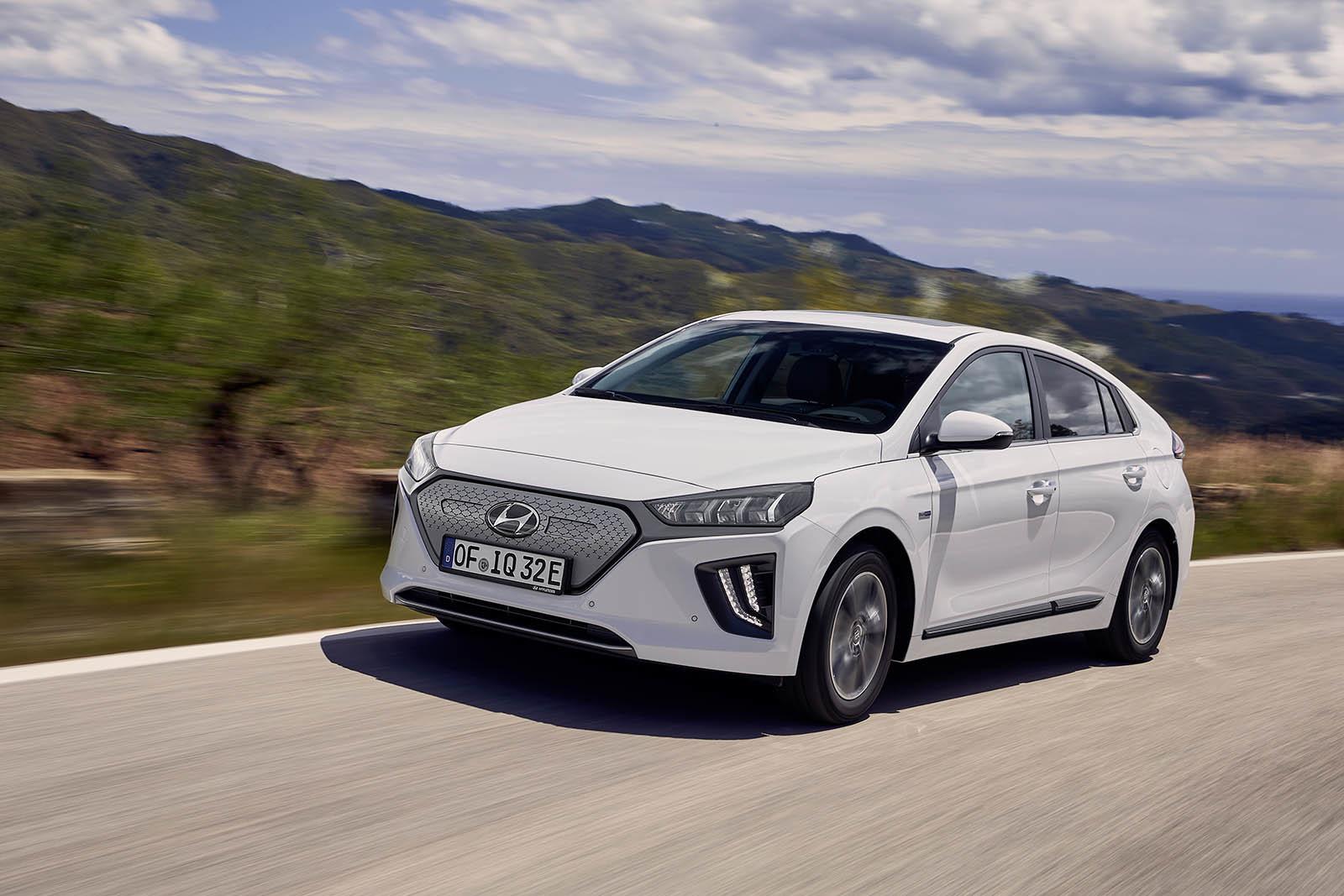 Foto de Hyundai Ioniq Electrico 2020 (6/14)