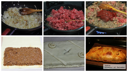 Empanada De Carne Pasos