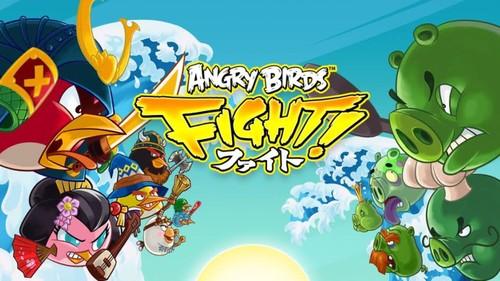 Un acercamiento a Angry Birds Fight, la más reciente entrega de Rovio