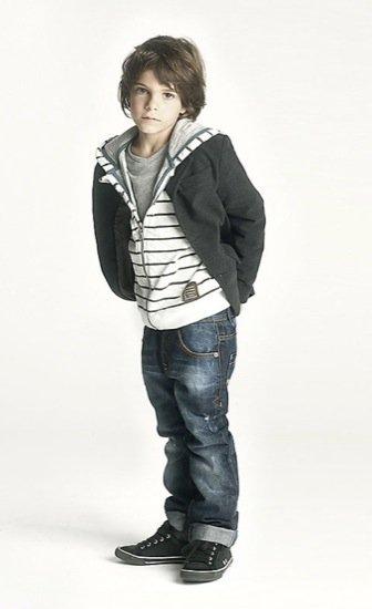 Zara, colección Otoño-Invierno 2010/2011: la ropa para los niños y las niñas III