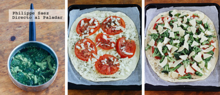 Pizza Brocoli Prep