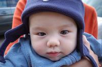 Cómo cuidar la delicada piel del bebé en invierno
