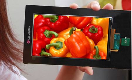 LG nos muestra la primer pantalla de 5.5 pulgadas con 2560 x 1440 pixeles de resolución