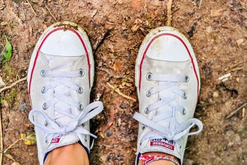 Liquidación y tallas sueltas de zapatillas Converse desde 19,99 euros en las rebajas de mitad de temporada