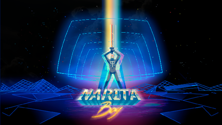 Narita Boy consigue su Kickstarter gracias a Devolver Digital, pero la campaña no ha terminado