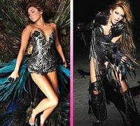 Miley Cyrus, menuda pájara  en el videoclip de 'Can't Be Tamed'