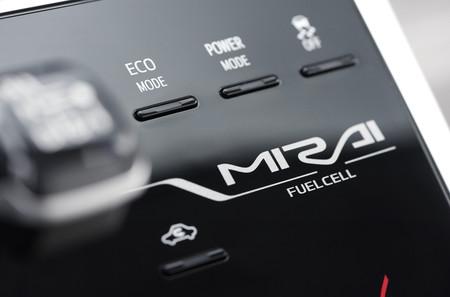 Sistema Fuel Cell del Toyota Mirai