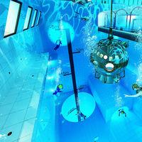 Este otoño abrirá sus puertas la piscina más profunda del mundo y estará en Polonia