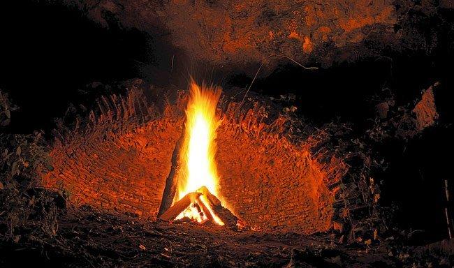 La historia del fuego en la cocina - origenes