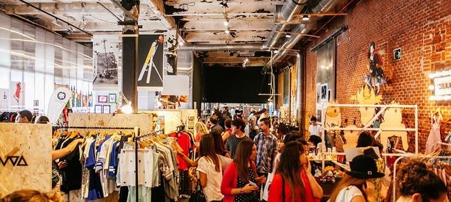 Mercado De Diseno Madrid