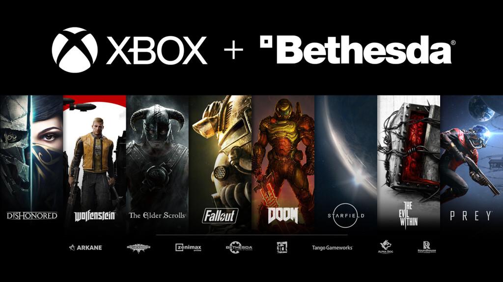 Microsoft compra Bethesda por 7500 millones de dólares y se queda con franquicias como 'DOOM', 'Fallout' o 'Wolfenstein'
