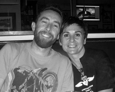 Garry McCoy y Gemma Voces