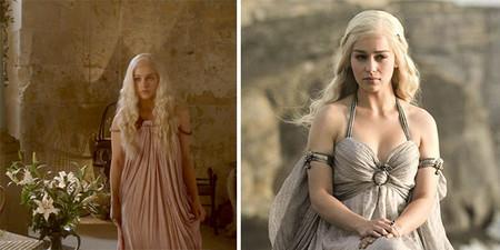 Daenerys Estilo Vestuario Temporada 1
