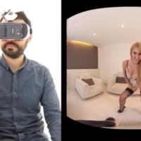 ¿Cómo es ver porno con gafas de Realidad Virtual? Te lo enseñamos... en video