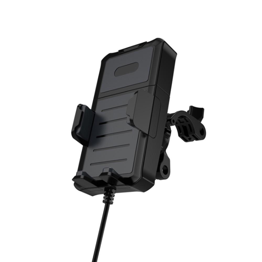 Whinck Soporte teléfono con Power Bank 5.000 mAh USB