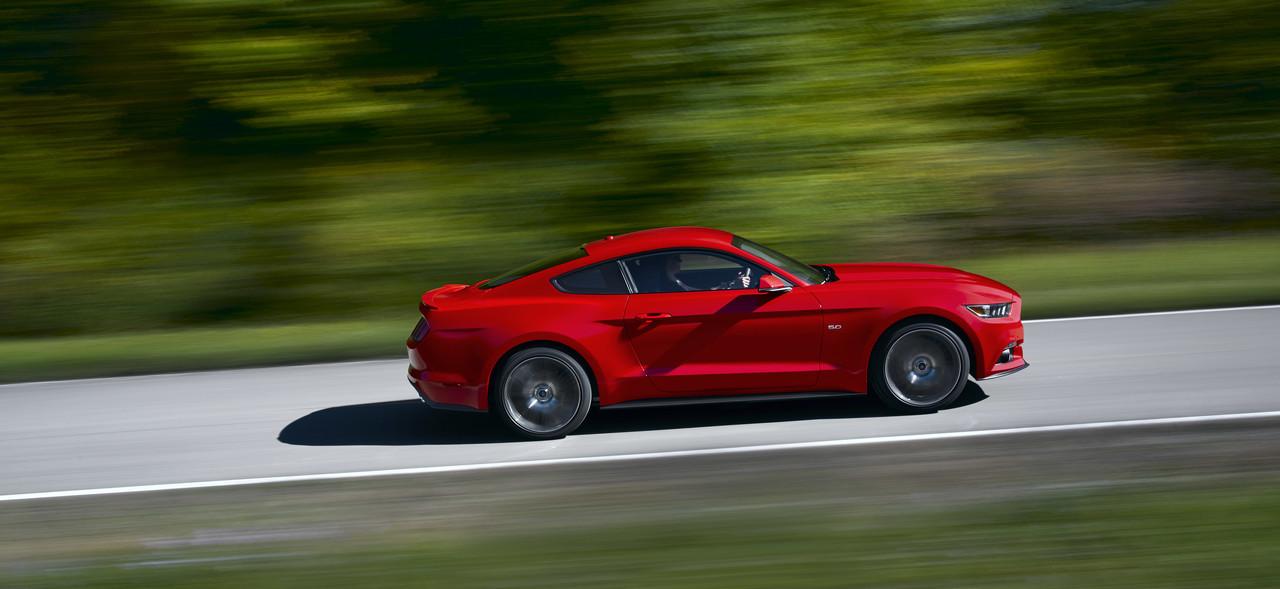 Foto de Ford Mustang 2014 (1/15)