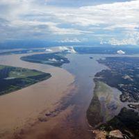 ¿Por qué hay ríos y mares del mundo donde el color de sus aguas no se mezcla?
